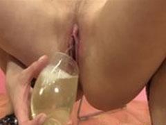 Natursekt anstatt Champagner